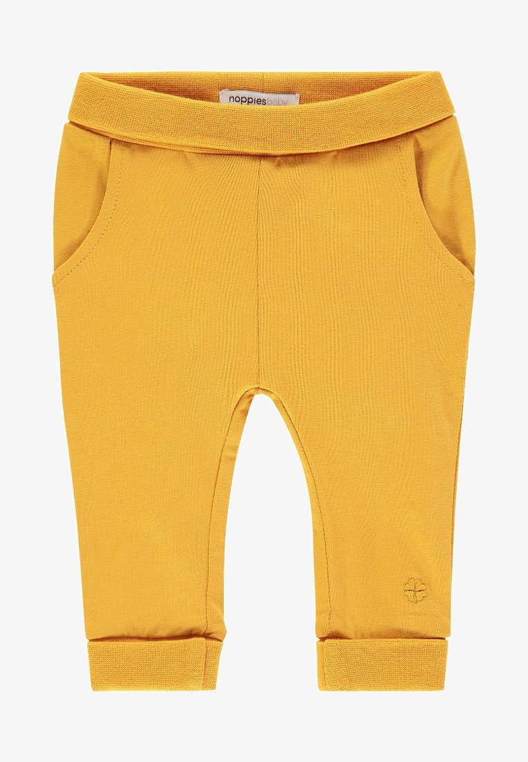 Noppies - HUMPLE - Tracksuit bottoms - honey yellow