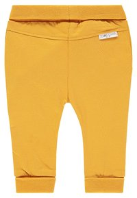 Noppies - HUMPLE - Tracksuit bottoms - honey yellow - 1