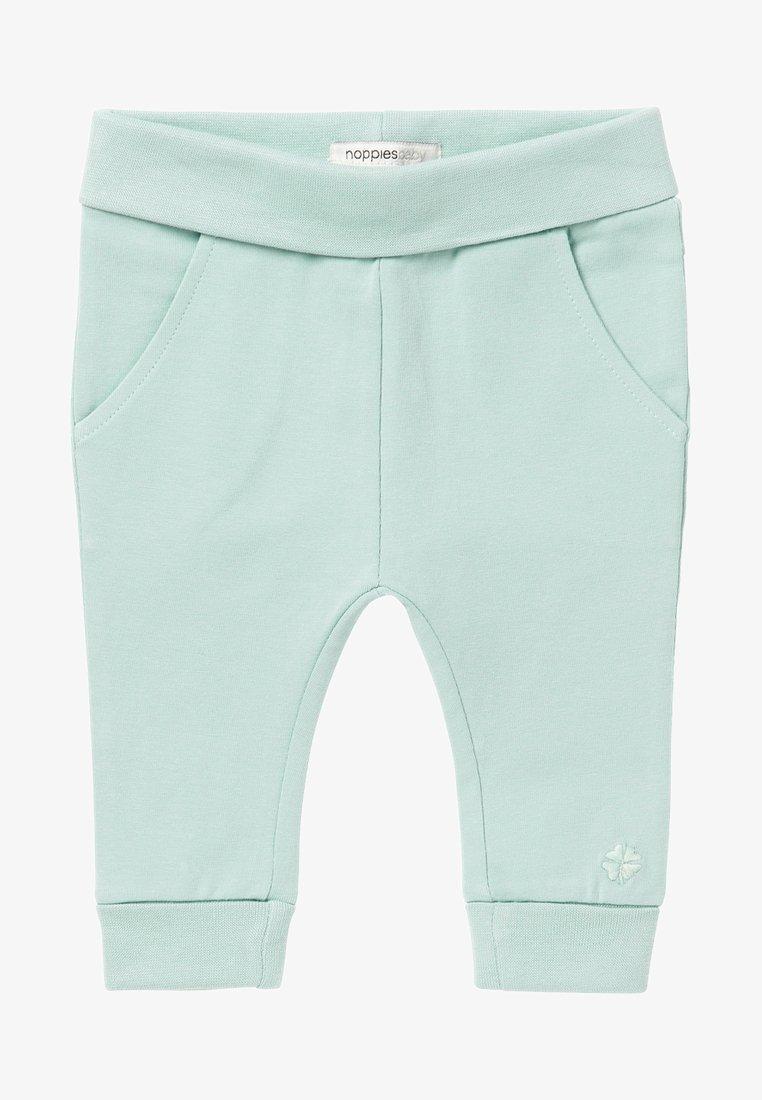 Noppies - HUMPLE - Jogginghose - grey mint