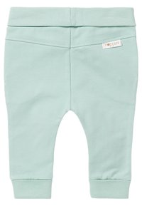 Noppies - HUMPLE - Tracksuit bottoms - grey mint - 1