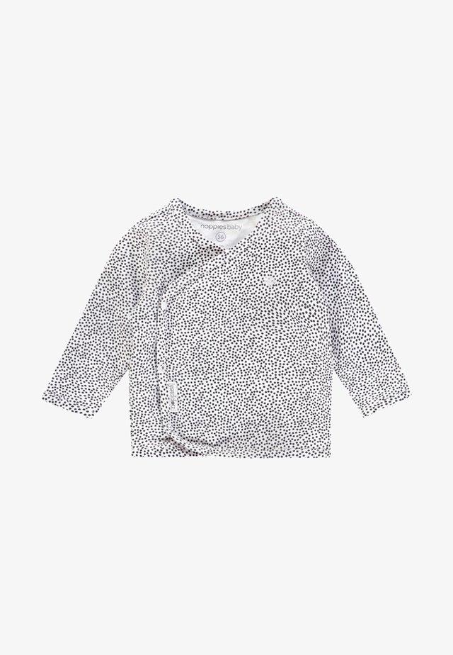 HANNAH - Långärmad tröja - white