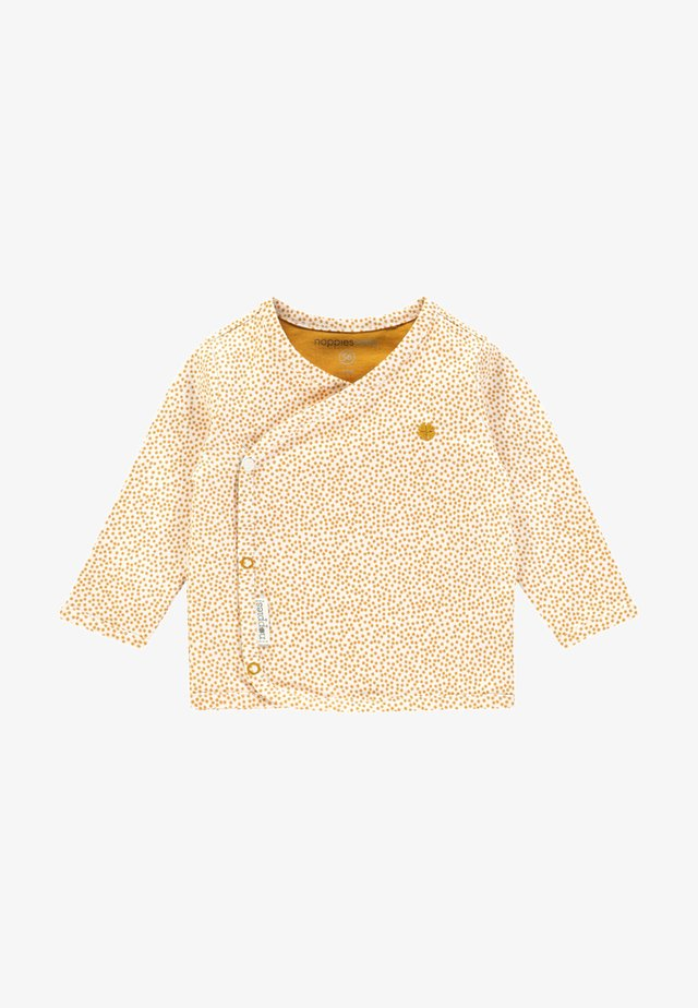 HANNAH - Langarmshirt - honey yellow