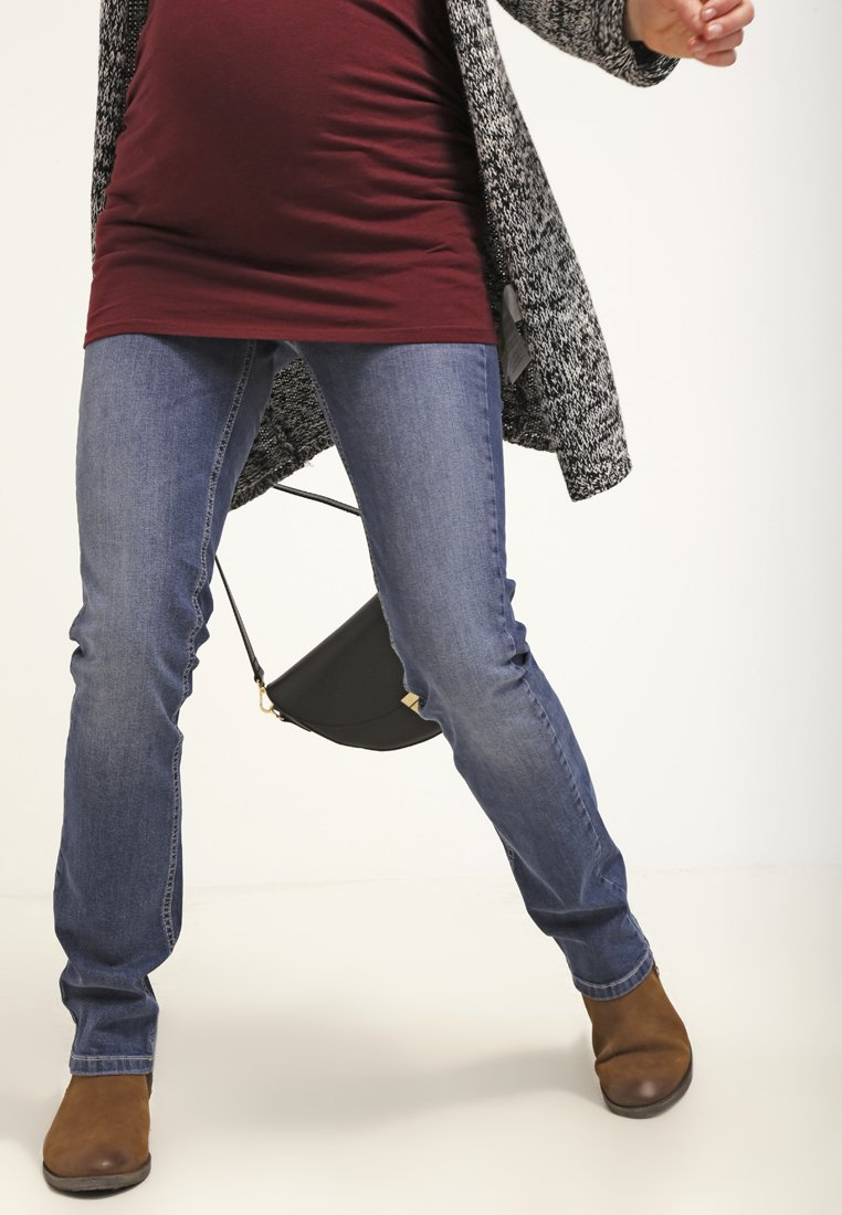 Noppies Jeansy Straight Leg - stone wash