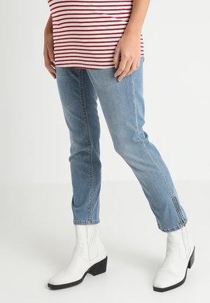 7/8 MILA - Jeans slim fit - washed blue