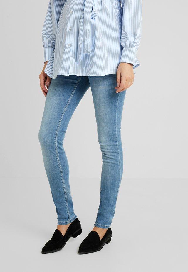 AVI - Jeans slim fit - aged blue