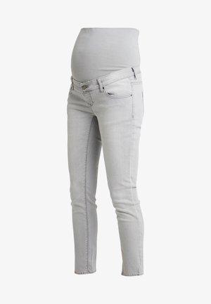 MILA - Džíny Slim Fit - light aged grey