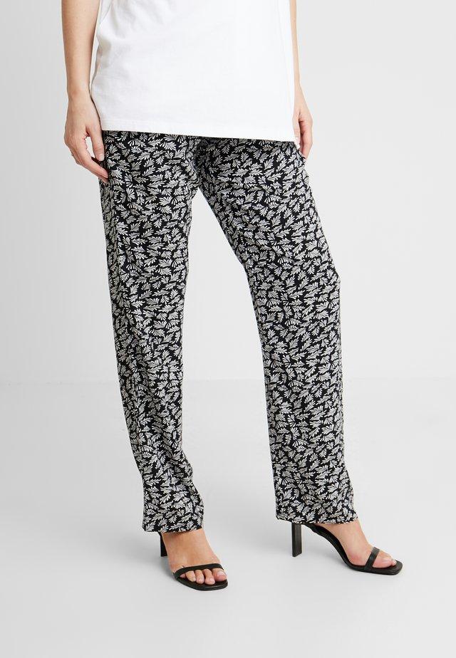PANTS BIRDY - Pantaloni - black