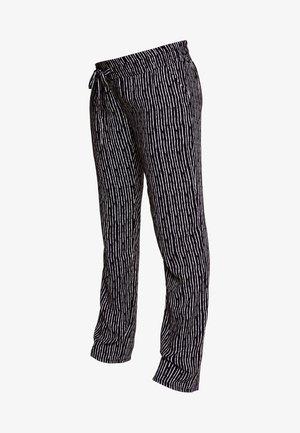 PANTS CAITLIN - Spodnie materiałowe - night sky