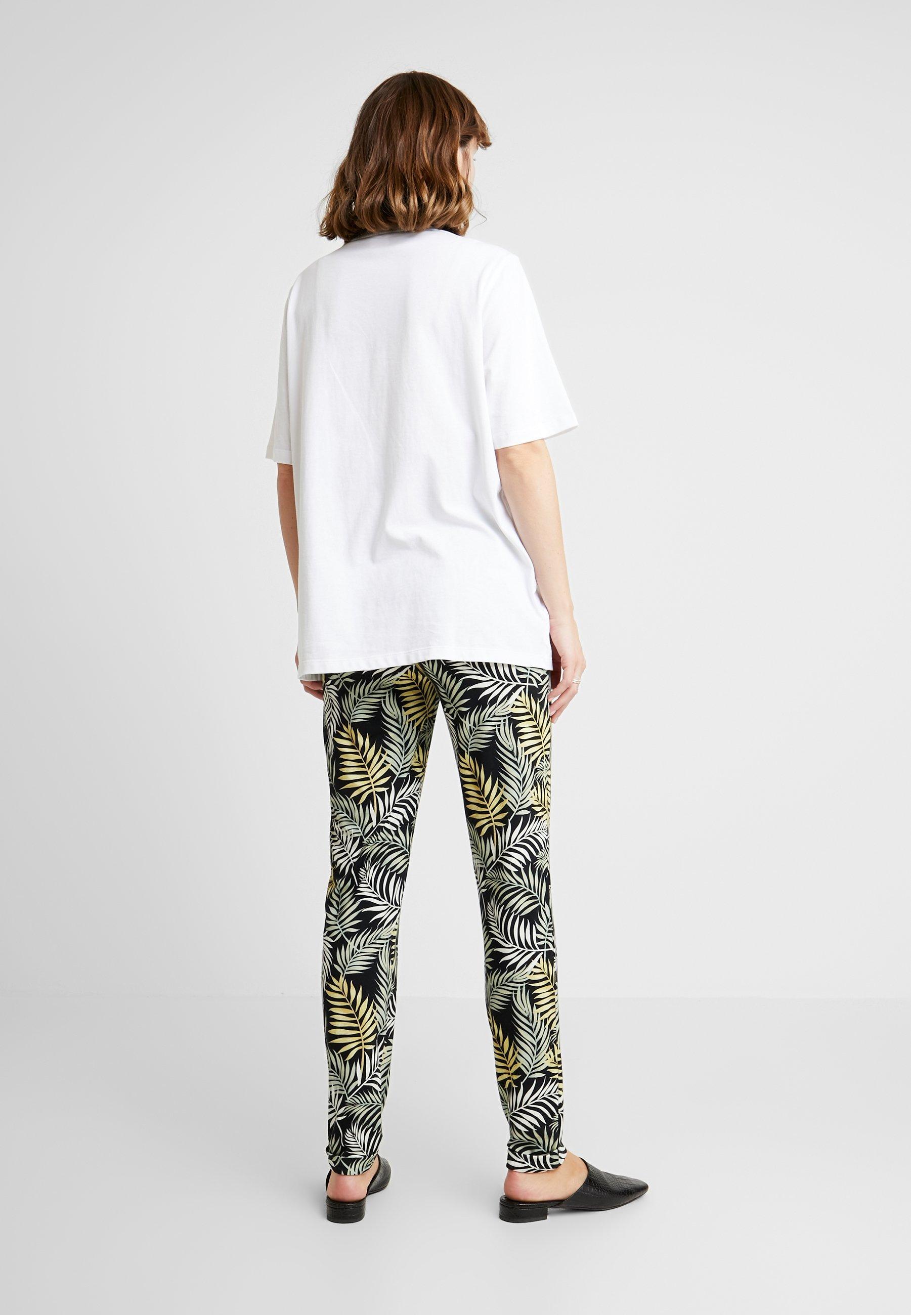 Noppies PANTS BELIZ - Spodnie materiałowe - black