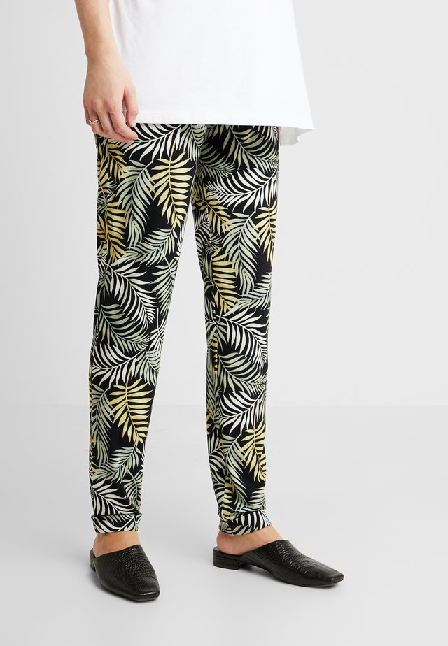 PANTS BELIZ - Pantaloni - black