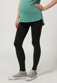 Noppies - CARA - Leggings - Trousers - black - 3