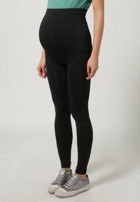 Noppies - CARA - Leggings - Trousers - black - 1