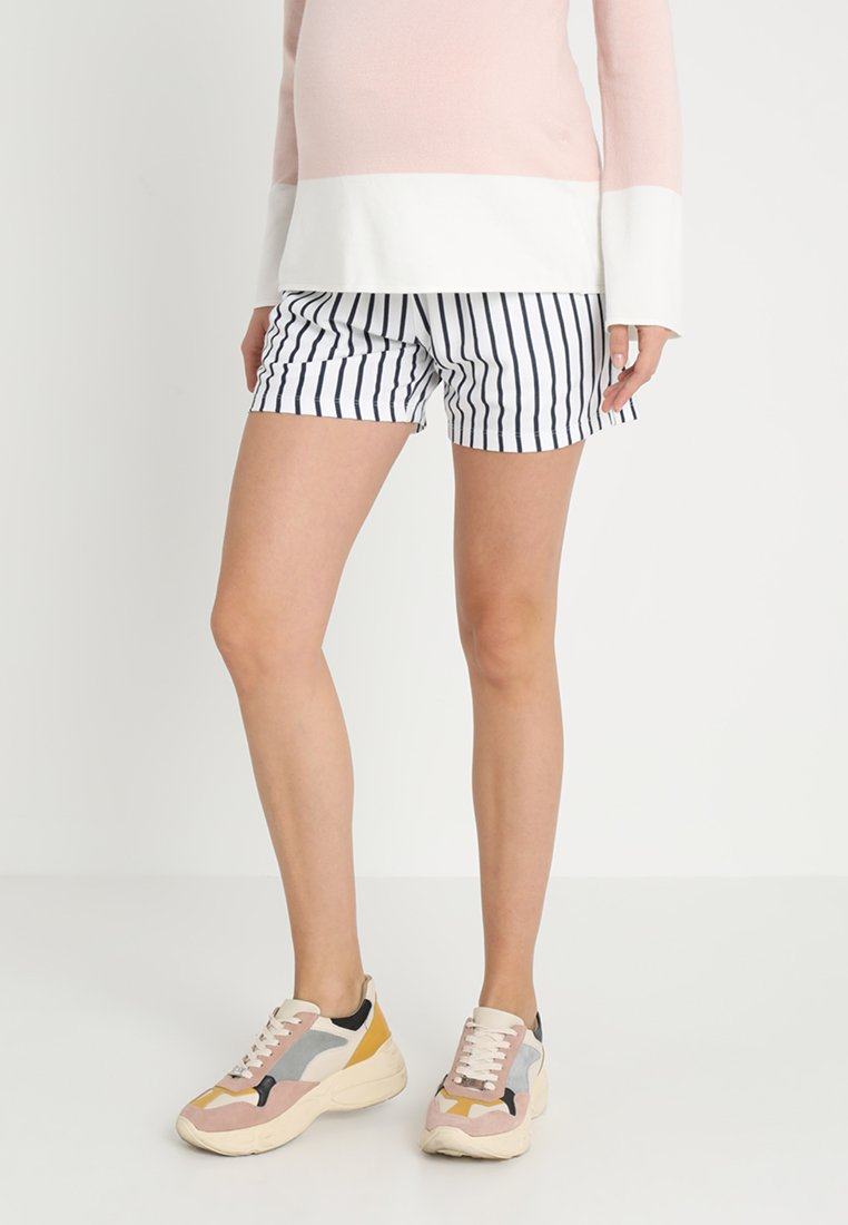 Noppies - PALESA - Shorts - blanc de blanc