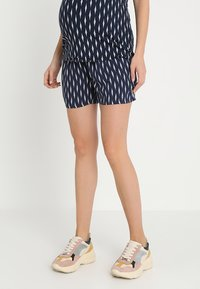 Noppies - PLEUN - Shorts - blue - 0