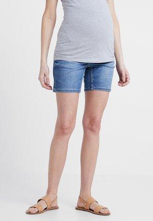 JEANS ODETH - Jeans Shorts - aged blue