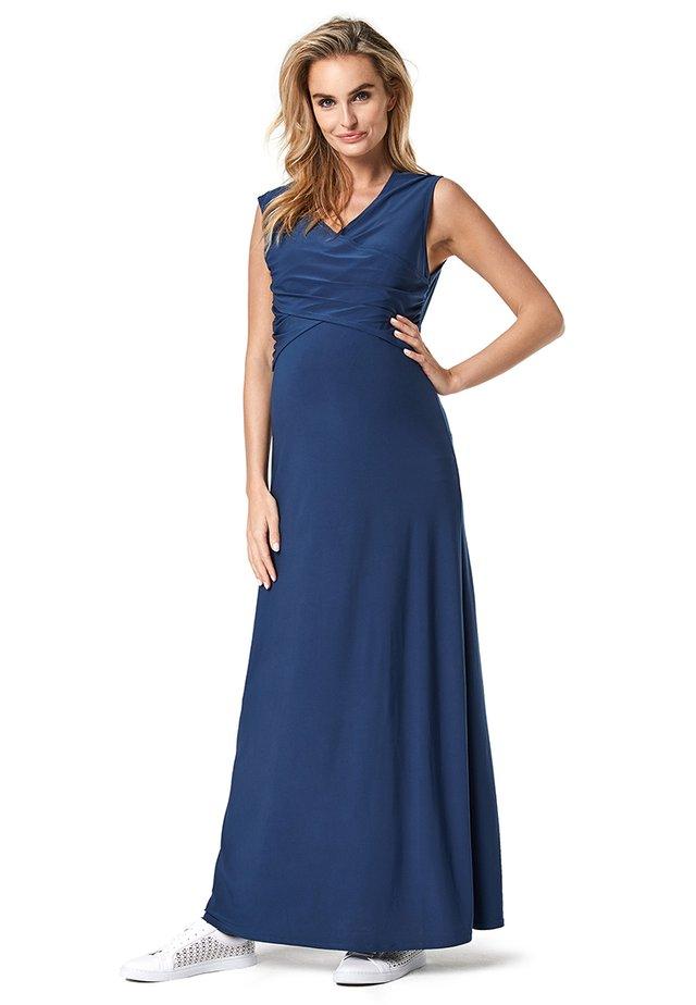 DRESS NURS ORANE - Žerzejové šaty - dress blues