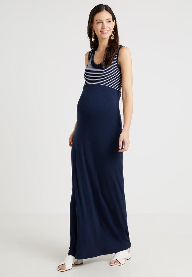 DRESS PIA - Maxikleid - dress blues
