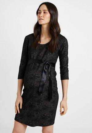 DRESS TRUDY - Vestido ligero - black