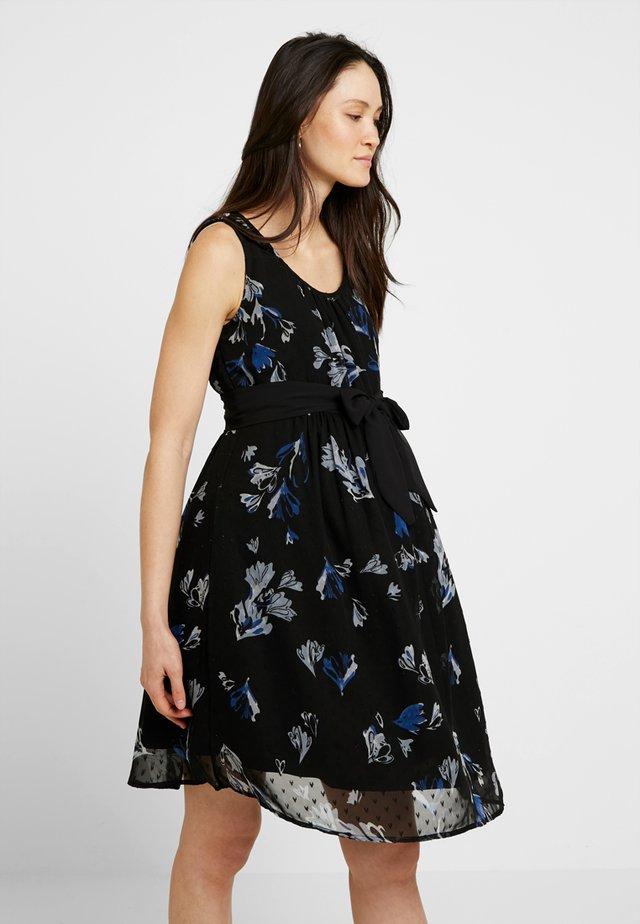 DRESS SLEEVELESS TOOSKE - Denní šaty - monaco blue