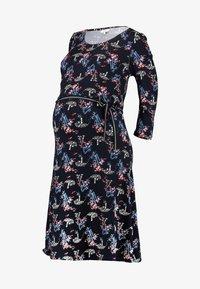 Noppies - DRESS NURSING ZAHIRA - Žerzejové šaty - night sky - 5