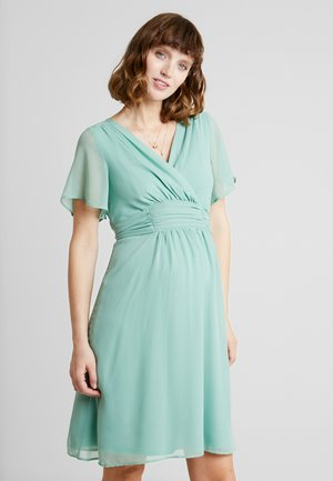 DRESS BLOSSOM - Vestito estivo - malachite green