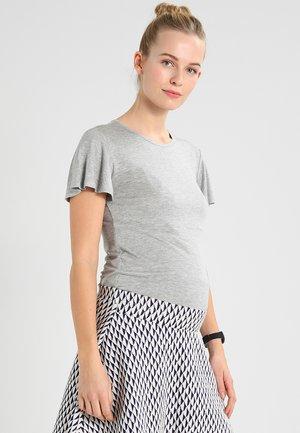 RADYGO - T-shirt basic - grey melange
