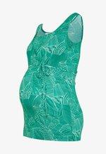 NURS CATE - Top - ultramarine green