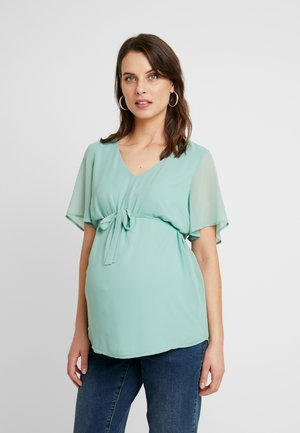 CANDICE - Blusa - malachite green