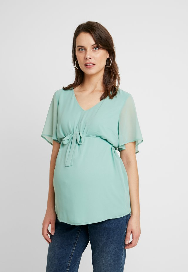CANDICE - Bluse - malachite green
