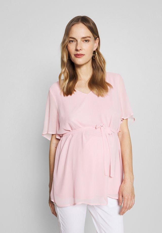 CANDICE - Bluse - chalk pink