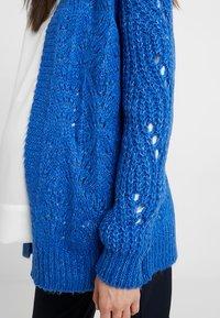 Noppies - CARDIGAN TINA - Chaqueta de punto - monaco blue - 5