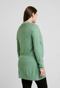 Noppies - CARDIGAN BAR - Cardigan - malachite green - 2