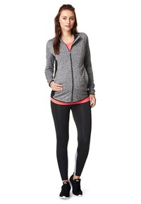 Noppies - Training jacket - grey melange - 2