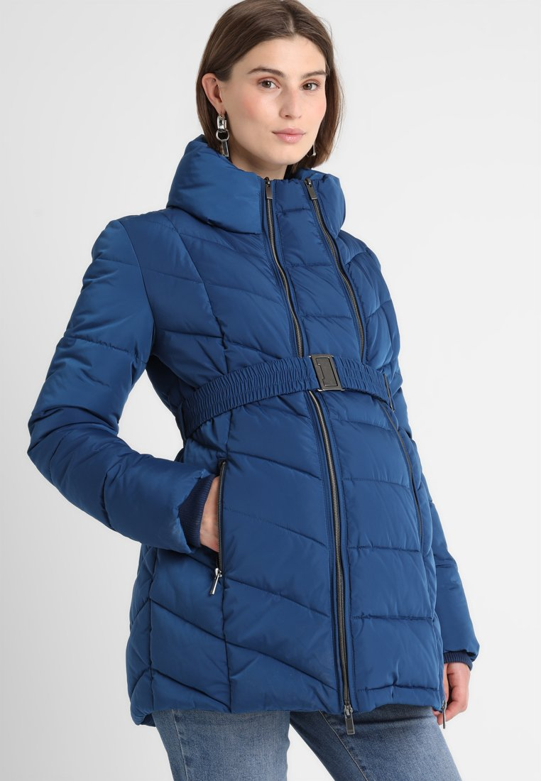 Noppies - LENNY 2 WAY - Wintermantel - blue