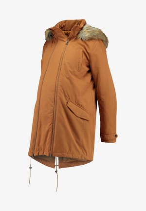 MALIN - Winter coat - bone brown