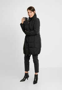 Noppies - JACKET 3 WAY TESSE - Abrigo de invierno - black - 1