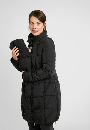 JACKET 3 WAY TESSE - Abrigo de invierno - black