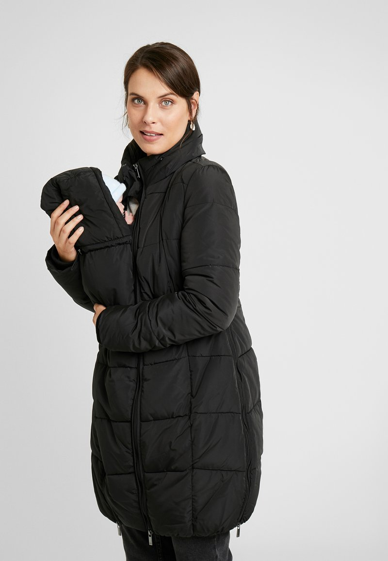 Noppies - JACKET 3 WAY TESSE - Abrigo de invierno - black