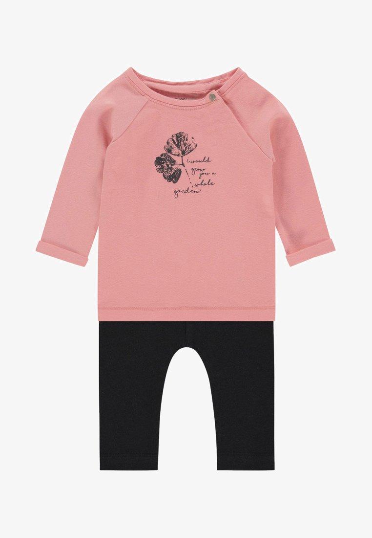 Noppies - KLEID SET - Tights - peach blossom