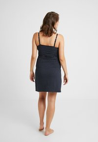 Noppies - DRESS STRAP NURS HANNAH DOT - Camisón - night sky - 2