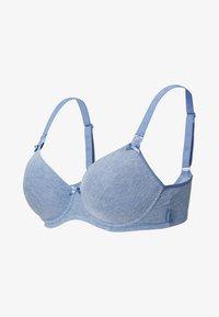 Noppies - Bøyle-BH - blue melange - 4