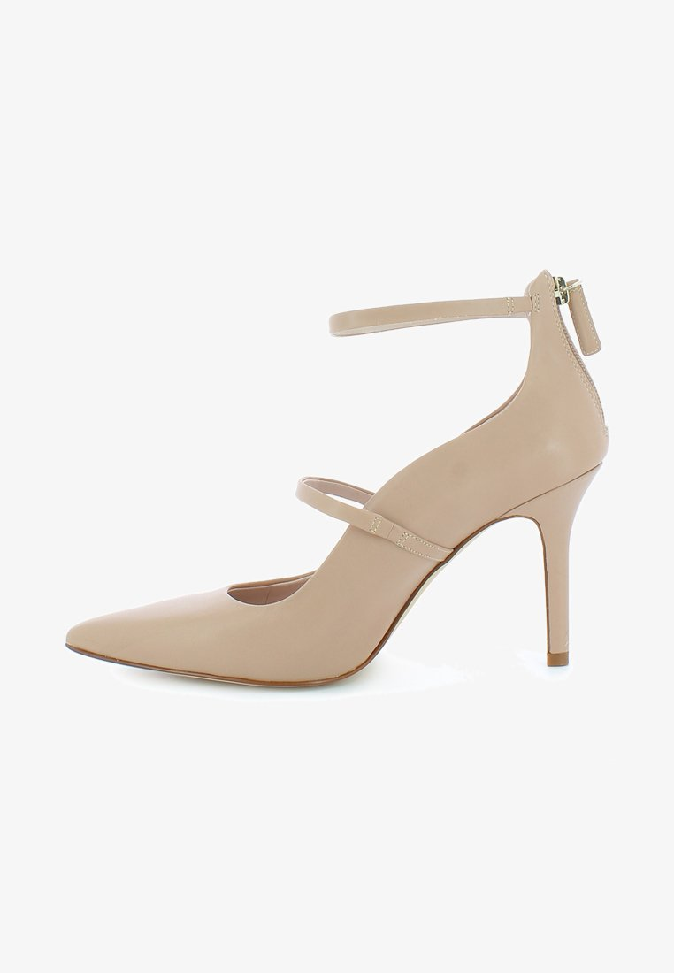 Nine West - MAYHALINA - High Heel Sandalette - beige