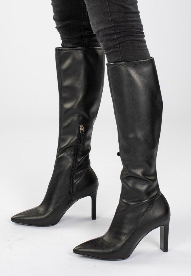 JAKINNY - High heeled boots - black
