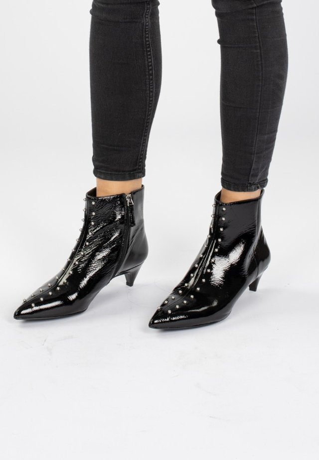 ZYRANNIA - Classic ankle boots - black