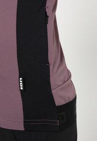 ION - TEE HALF ZIP TRAZE  - T-Shirt print - antic lila - 7