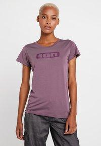 ION - TEE SEEK - T-Shirt print - antic lila - 0