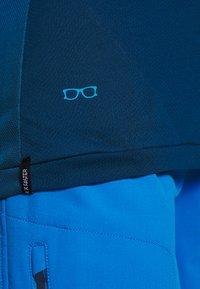 ION - TEE SCRUB - Koszulka sportowa - ocean blue - 4