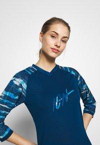 ION - TEE SCRUB - Koszulka sportowa - ocean blue - 3