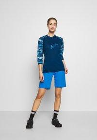 ION - TEE SCRUB - Koszulka sportowa - ocean blue - 1