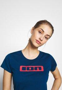 ION - TEE SEEK - T-Shirt print - ocean blue - 3